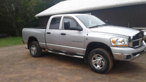 2006 Dodge 3500  4X4 For Sale