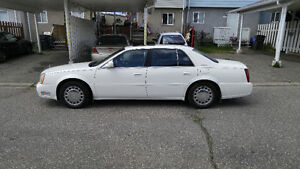 2002 Cadillac DeVille Well Maintained