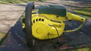 scie a chaine Pioneer 1074 chainsaw