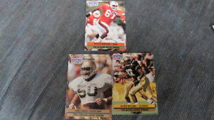 1991 ProSet award winners and Heisman(6)