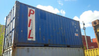 Containers Conteneurs
