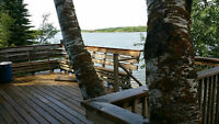 Wakaw Lake lakefront cabin for sale ---BELOW RBC APPRAISED VALUE