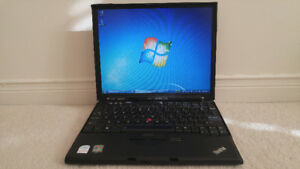 Lenovo ThinkPad X61s small laptop/netbook PC for sale