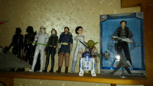 Star Wars collection for sale.