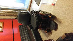 Power wheelchai