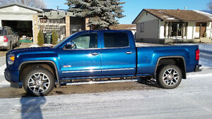 2015 GMC Sierra 1500 SLT All Terrain Crew Cab - NO GST - Private
