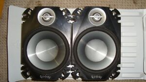 """4""""x6"""" Plate Speaker - 45w RMS - Infinity Reference (6412cfp) Cambridge Kitchener Area image 1"""