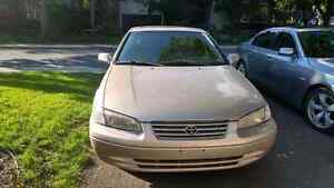 Toyota Camry XLE V6 3.0L 1997 for sale as is! Negotiable OBO!