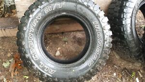 GM 6bolt tires & rims