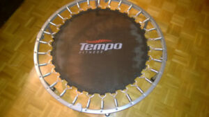 Trampoline, Indoor, one person, brand new, Excellent condition,