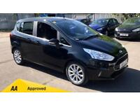 2014 Ford B-MAX 1.6 Titanium 5dr Powershift Automatic Petrol Hatchback