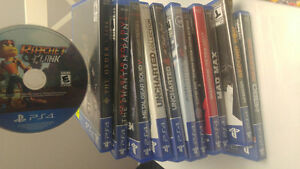 Selling some ps4 game.offer me.pick up only