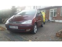 Ford Galaxy Ghia 1.9 TDI 130 BHP 6 Speed