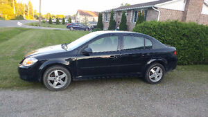 2010 CHEVROLET COBALT LT SEDAN - LOW KM! SELLING AS IS
