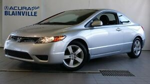 Honda Civic Cpe LX ** 5 VITESSES ** 2008