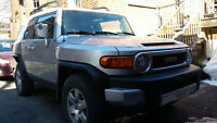 2007 Toyota FJ Cruiser B PACKAGE SUV, Crossover