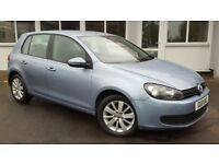 Volkswagen Golf TDi 1.6 TDI MATCH 105PS (blue) 2011