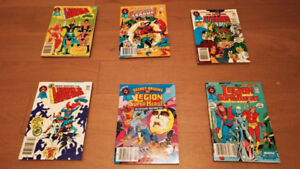 DC Comics PaperBack Digest - 16 in Total