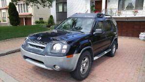 2004 Nissan Xterra 4x4