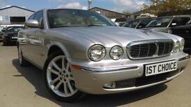 2003 JAGUAR XJ V8 SE VERY LOW MILEAGE FSH SALOON PETROL