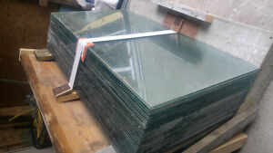 Large selection of plate glass for Aquarium! Make your own.