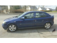 2004MY Vauxhall Astra SRi 2.0 DTi Turbo Diesel * 5dr * Low Mileage * 82k Miles *