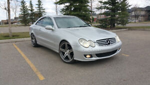 2002 Mercedes-Benz CLK-Class 320 Coupe - - BRAND NEW TIRES!