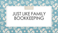 Virtual Bookkeeper - get your books in order for the year end