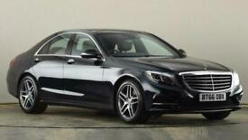 image for 2016 MERCEDES S-CLASS S350d AMG Line 4dr 9G-Tronic Auto Saloon diesel Automatic