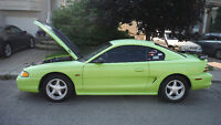 1995 Ford Mustang Coupé (2 portes)