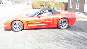 1999 Chevrolet Corvette Coupé (2 portes)