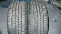 235 35 19 Bridgestone Potenza RE050A 85% tread left.