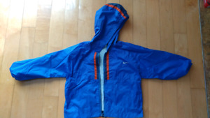 Nike's light jacket for boy 4-5 yrs old