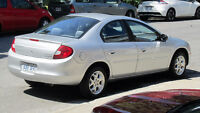 2000 Chrysler Neon LX Berline