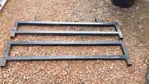 Boat canoe kayak  sailboat rack for 4x8 box trailer