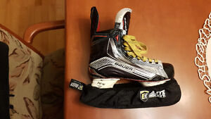 Bauer 1X skates/patins Junior size 3.5