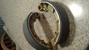 CB 750, 79-82  New Rear Brake Drum Shoes