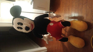 Wanted Mickey mouse items