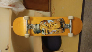 Like New Skateboard - Toy Machine (Axel Cruysberghs)