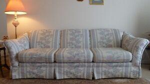 SKLAR PEPPLAR 3 SEAT SOFA