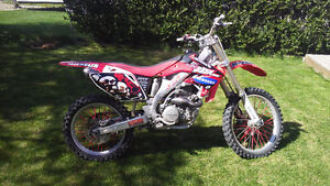 2006 CRF450R for sale.