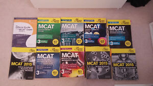 MCAT PREP BOOKS - The Princeton Review