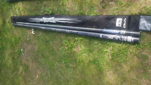 2017 freeride 430 SDM mast with 60% carbon
