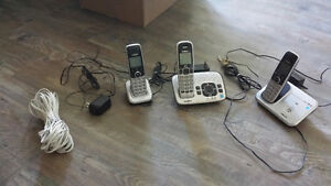 Various Phones and Answering Machine