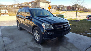 2007 Mercedes-Benz GL450 4-Matic