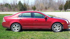 2006 Ford Fusion Sel 3.0 6 cylinder