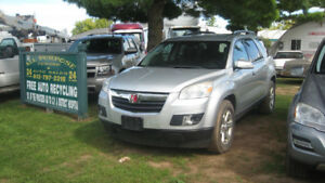 2009 Saturn OUTLOOK SUV, Crossover