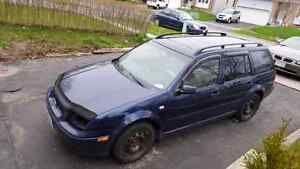 2003 vw jetta wagon tdi parting out