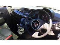 2015 Fiat 500 1.2 Cult 3dr Manual Petrol Hatchback