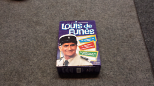Dvd films Louis De Funes